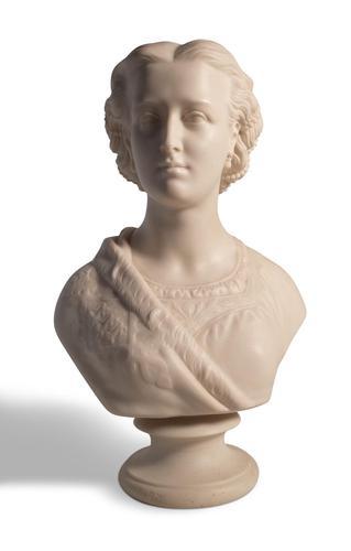 Parian Bust of Alexandra (1 of 10)