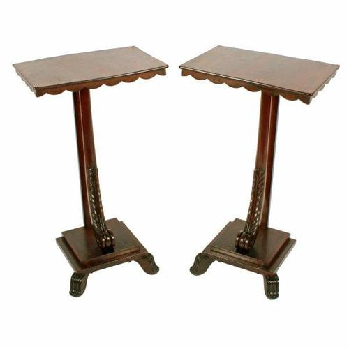 Pair of Lamp or Console Tables (1 of 7)