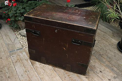 Wow! Fabulous Quality Storage Box / Chest/ Shipping Trunk - We Deliver! (1 of 9)