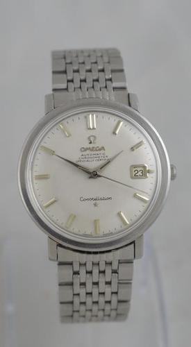 1966 Omega Constellation Wristwatch (1 of 5)