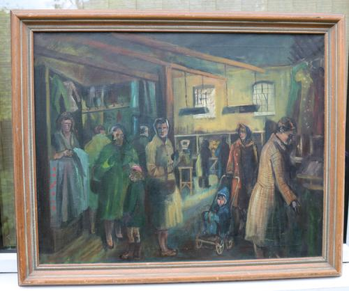 The Indoor Market by Edward Morgan (1 of 8)