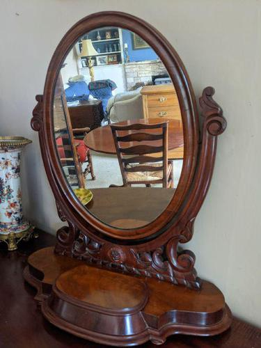 Victorian Dressing Table Mirror (1 of 6)