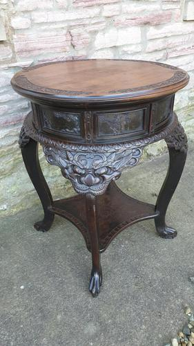 Unusual Chinese Table (1 of 8)