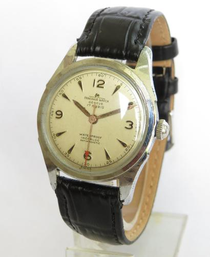 Gents 1950s Printania Wrist Watch (1 of 5)