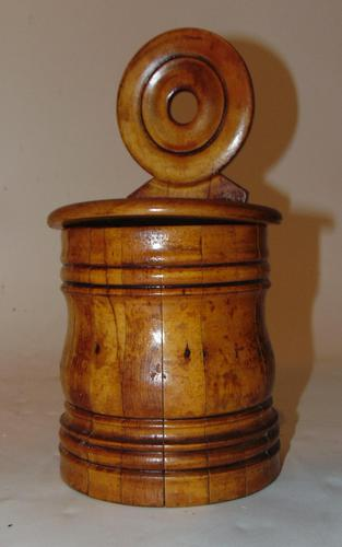 Scottish Victorian Hanging Salt Box (1 of 6)