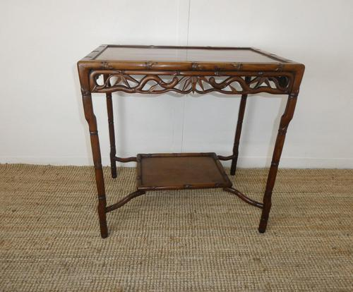 Early 20th Century Chinese Table (1 of 9)