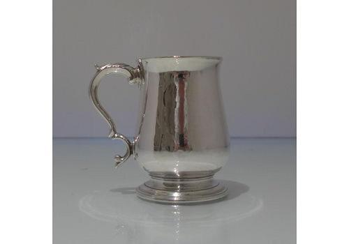 antique George III Sterling Silver Christening Mug London 1785 Hester Bateman (1 of 10)