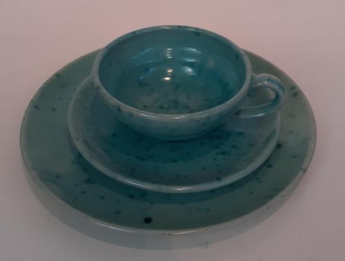 Anton Lang Studio Pottery Trio (1 of 3)