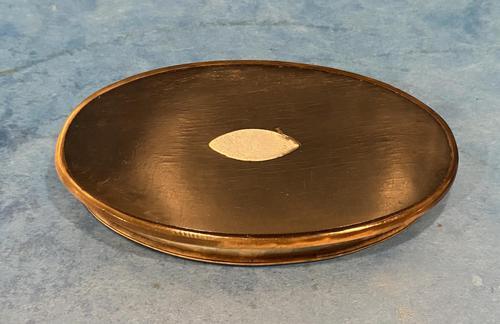 Georgian Style Horn Snuff Box c.1870 (1 of 12)
