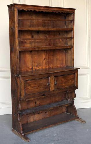 French Early 19th C Dresser (1 of 5)
