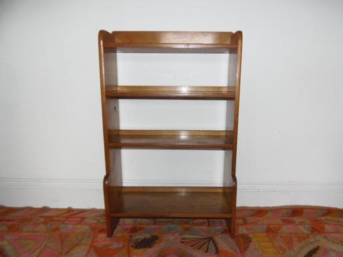 Cotswold School Oak Bookshelf (1 of 9)