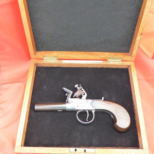 Gourlays Flintlock Pistol (1 of 6)