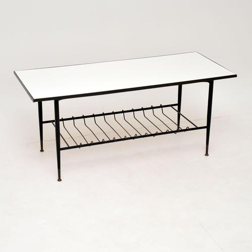 Vintage Brass & Formica Coffee Table by JWC Payne (1 of 12)