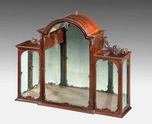 Late 19th Century Hanging Display Cabinet (1 of 6)
