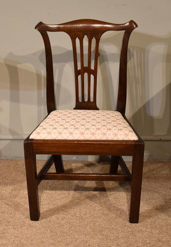 19th Century Mahogany Childs Chair (1 of 6)