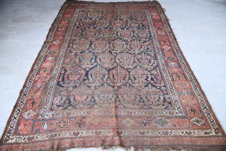 Antique Afshar Rug (1 of 12)