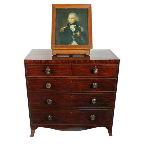 Admiral Lord Nelson Chest of Drawers (1 of 9)