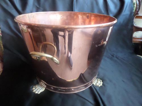 Copper Log Bin (1 of 7)