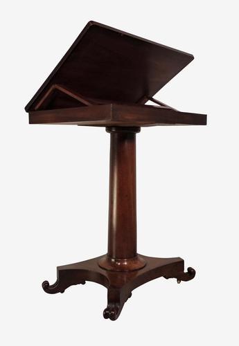 Pedestal Work Table (1 of 9)