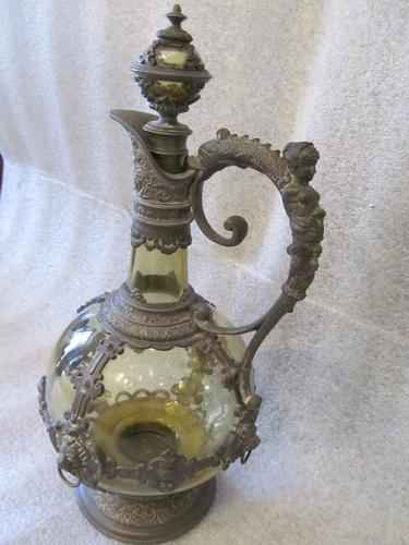 Eastern Influence Decanter / Ewer (1 of 6)