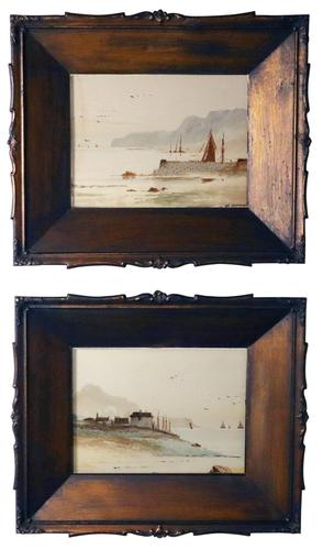 Pair of Seascapes (1 of 5)