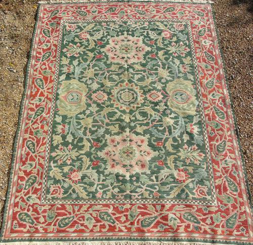Arts & Crafts Soumakh Carpet Room (1 of 8)