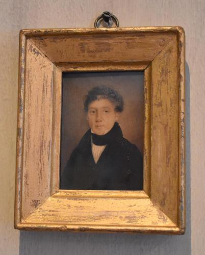 Regency Miniature Portrait (1 of 7)