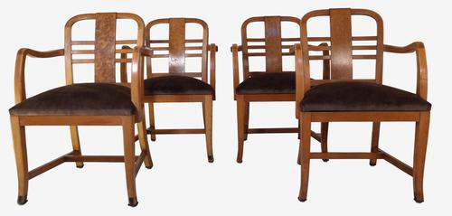 Deco Carver Chairs (1 of 4)