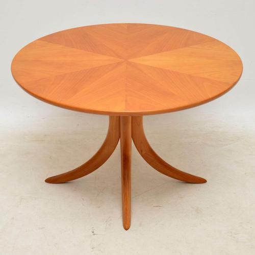 1960's Vintage 'Alma' Coffee Table in Elm (1 of 9)