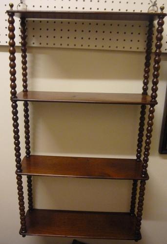 Mahogany Shelves c.1880 (1 of 1)