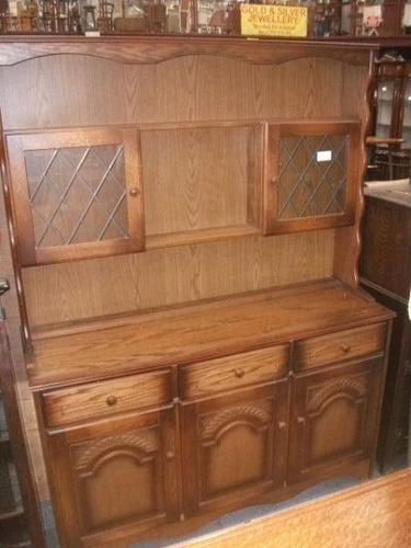 Lead Glazed 3 Drawer Dresser (1 of 2)