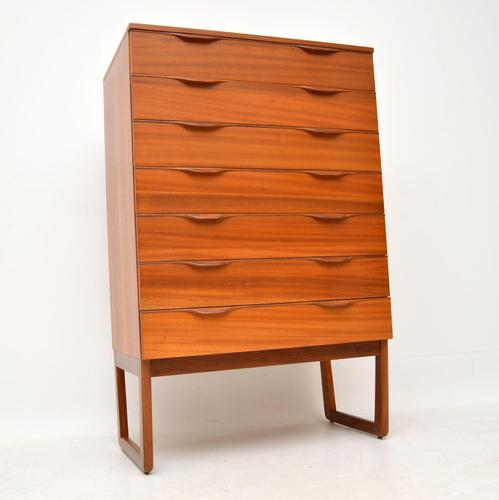 1960's Vintage Teak Chest of Drawers (1 of 10)