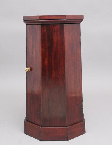 19th Century Octagon Shaped Pedestal (1 of 7)
