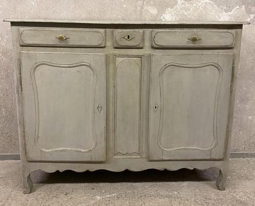 French Oak 2 Door Dresser (1 of 16)