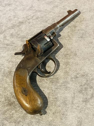 Deactivated Revolver (1 of 16)