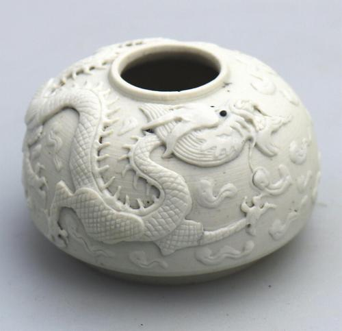 Very Fine Chinese Porcelain Brush Washer Ex. Wikramaratna Collection 19th Century (1 of 6)