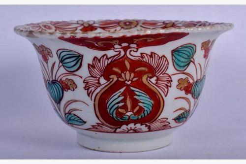 Japanese Edo Period Imari Bowl (1 of 7)