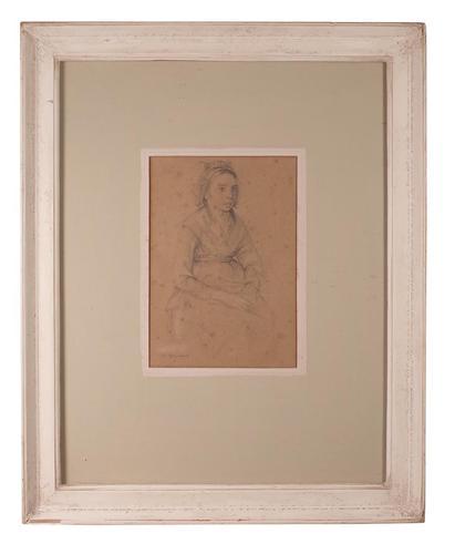 Portrait of Flemish Girl (1 of 3)