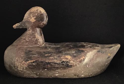 Antique Duck Decoy (1 of 5)