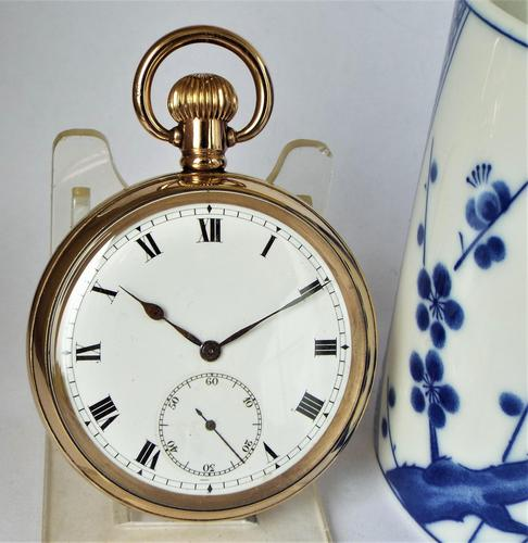 1920s Dreadnought Pocket Watch (1 of 5)