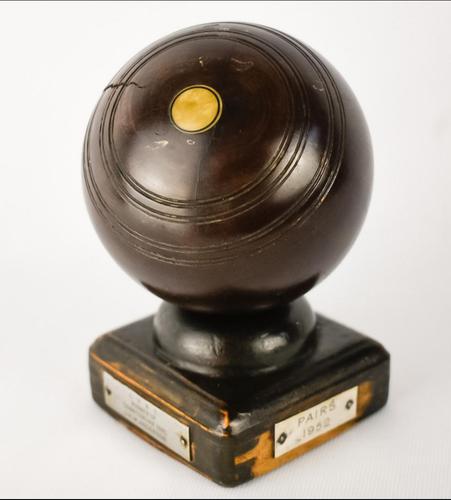 Lagan Valley Bowls Club, Bowl Trophy (1 of 4)