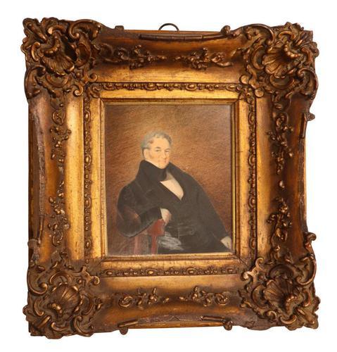 Oil Portrait of Gentleman (1 of 5)