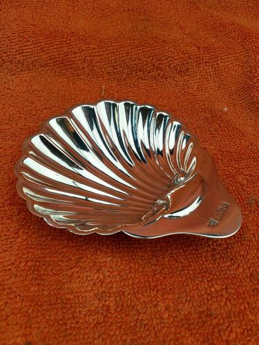 Antique Sterling Silver Hallmarked Shell Butter Dish 1906 The Alexander Clark Manufacturing Co Birmingham (1 of 10)