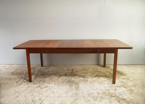1960's Danish Mid Century Extending Dining Table (1 of 7)