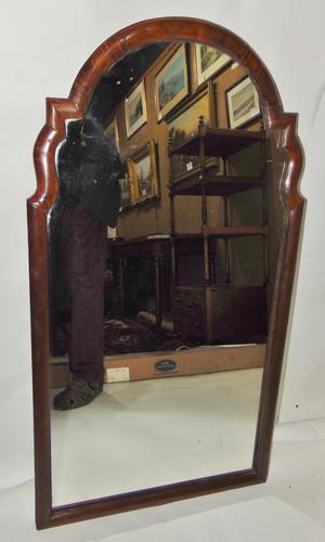 Fine Queen Anne Walnut Framed Mirror (1 of 7)