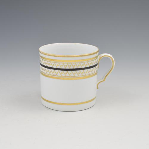 Spode Porcelain Coffee Can c.1805 (1 of 6)