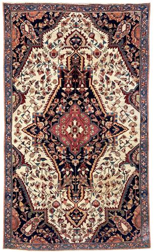 Antique Malayer Rug (1 of 12)