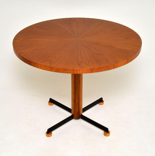 1960's Danish Vintage Teak Dining / Kitchen Table (1 of 8)