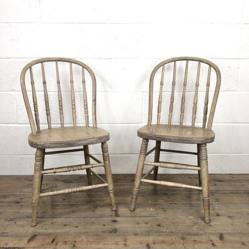 Antique Bentwood Kitchen Chairs (1 of 9)