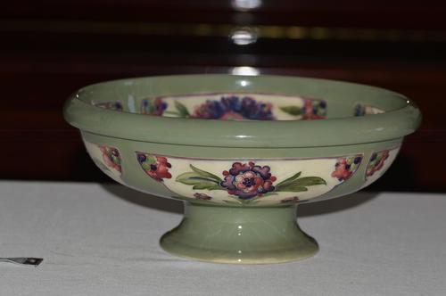 Stunning Moorcroft Persian Pattern Pedestal Bowl c.1918 (1 of 6)